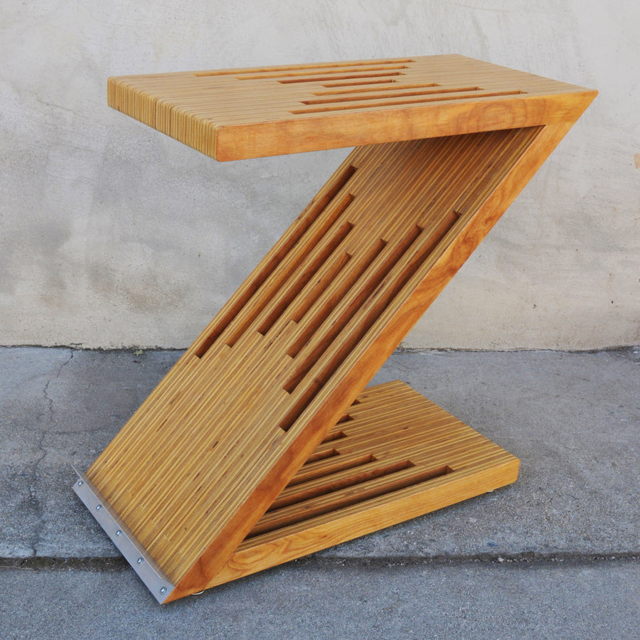 'Z' Side Table
