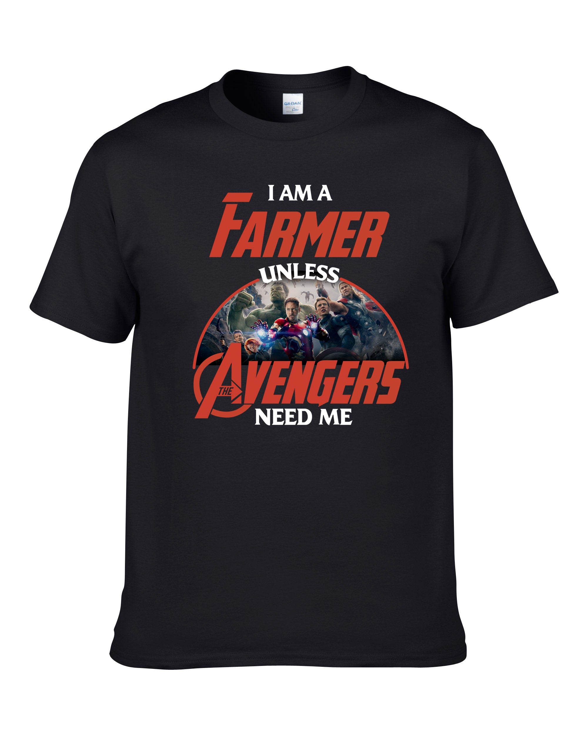 Unless The Avengers Need Me T-Shirt