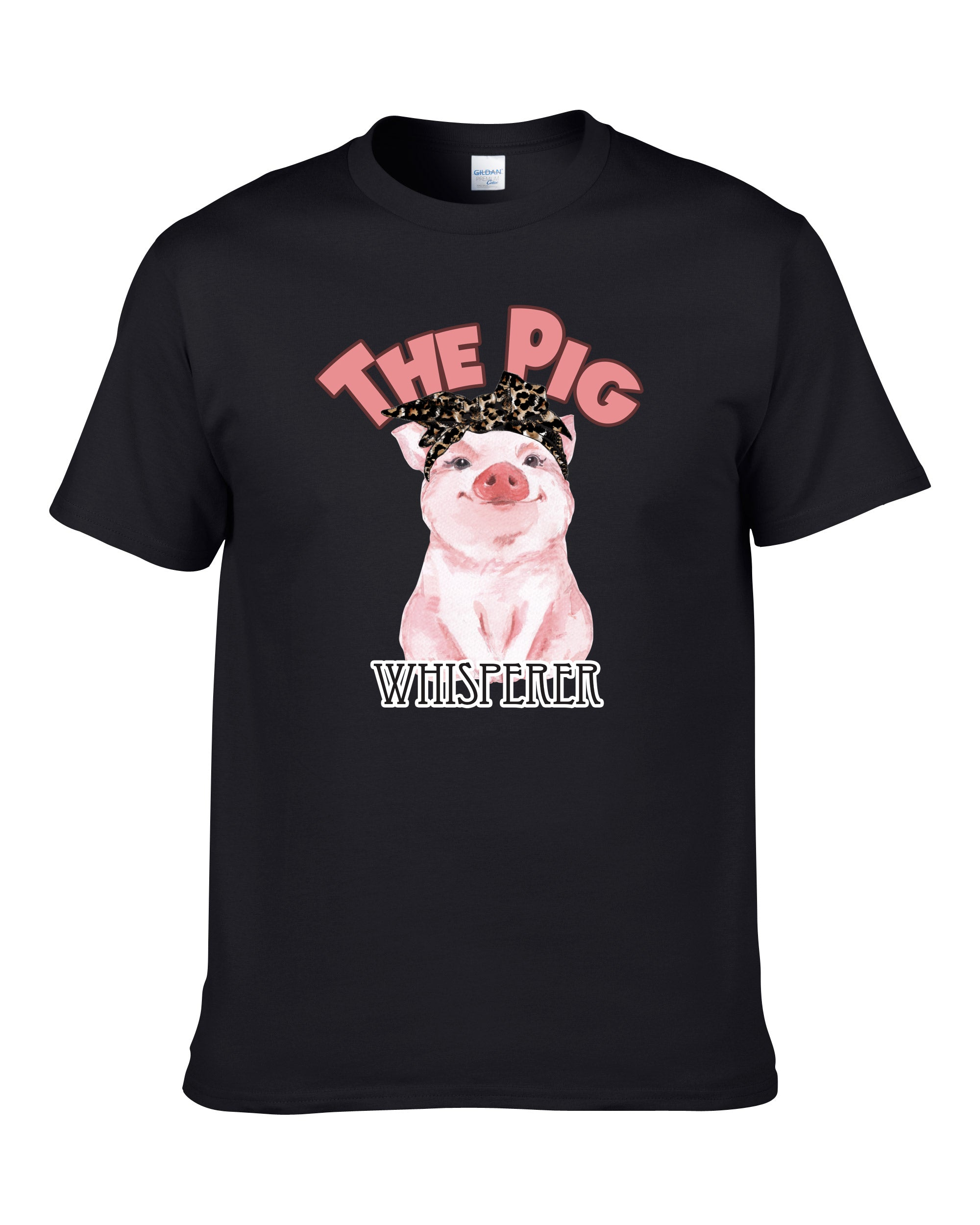The Pig Whisperer T-Shirt