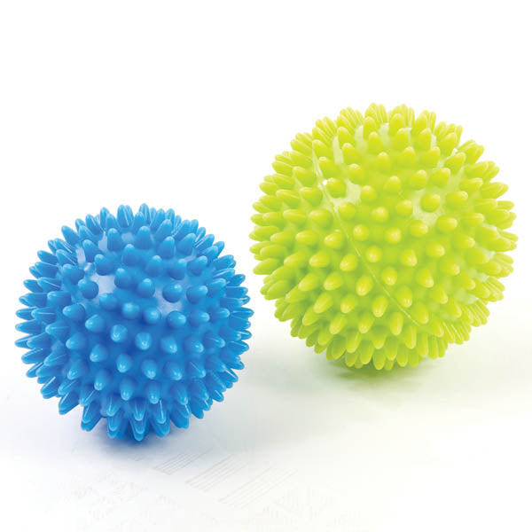 360 Athletics, Spiky Massage Ball Set, 7cm and 9cm