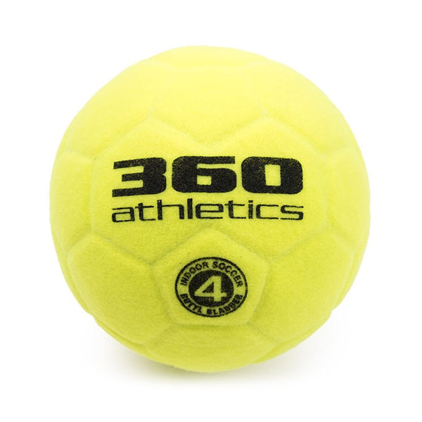 360 Athletics Indoor Laminate Soccer Ball, Size 4