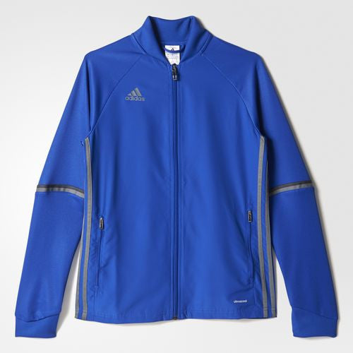 Adidas Condivo 16 Youth Training Jacket - Cobalt Blue