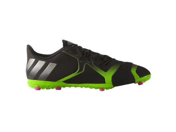 adidas ACE 16+ TKRZ Soccer Shoe, Black/Green