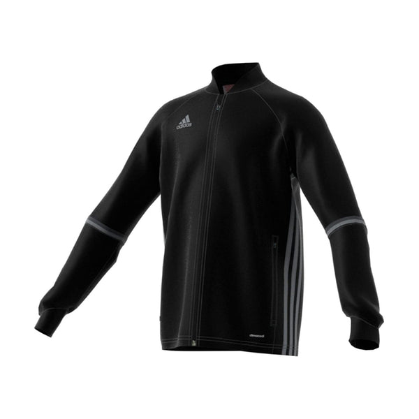 adidas Condivo16 Youth Training Jacket, Black