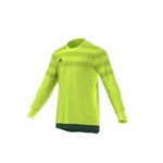 adidas Entry16 Goalkeeper Jersey, Solar Slime