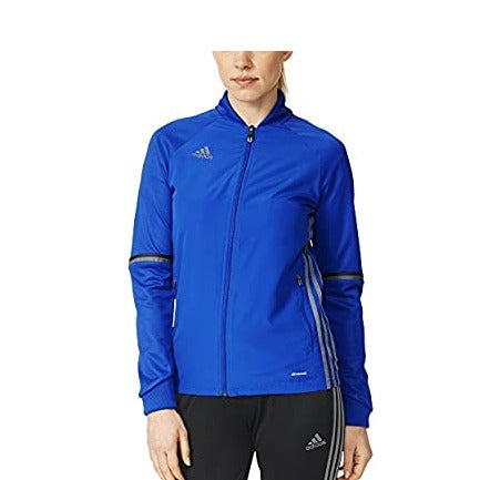 adidas Condivo16 Women's Training Jacket, Blue