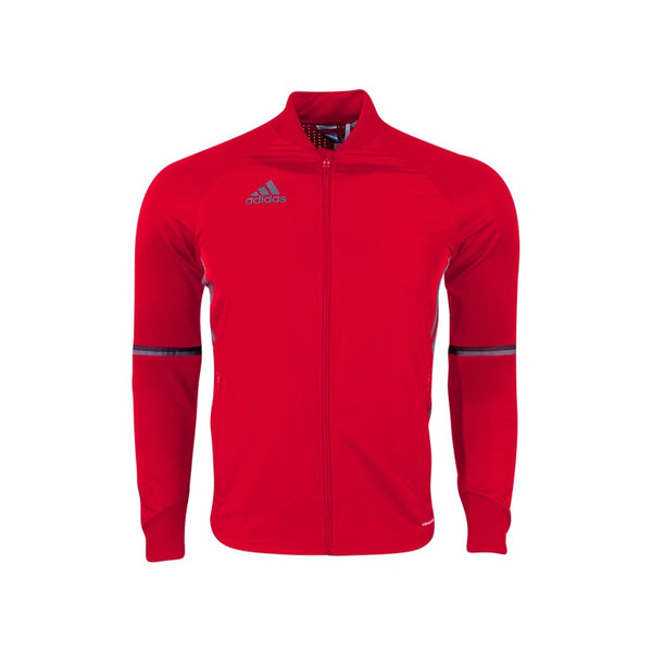 adidas Condivo16 Youth Training Jacket, Red