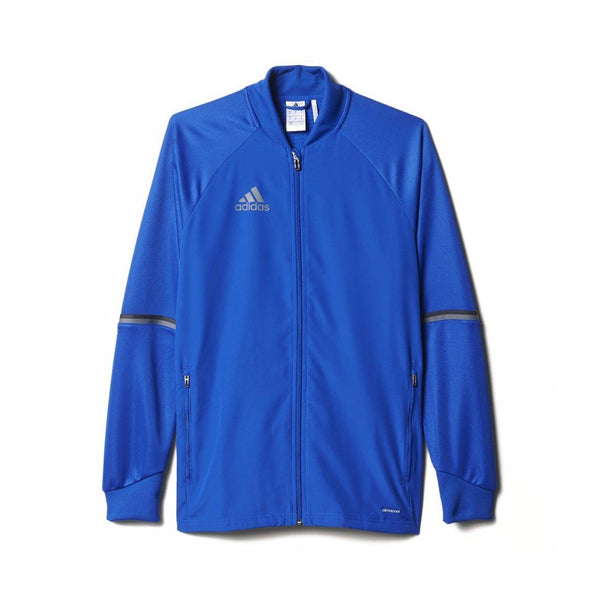 adidas Condivo16 Youth Training Jacket, Blue