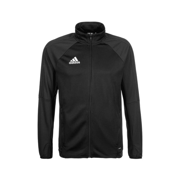 adidas Tiro17 Men's Training Jacket, Black