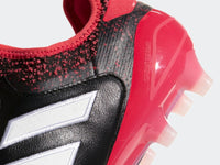 adidas Copa 18.1 FG Soccer Cleats, Black/Red