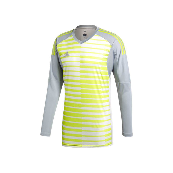 adidas AdiPro18 Goalkeeper Jersey, Grey/Green