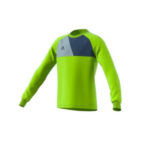 adidas Assita17 Youth Goalkeeper Jersey, Green