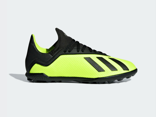 Adidas X TANGO 18.3 Turf JR Soccer Shoes