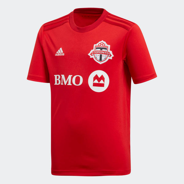 adidas 2019/20 Toronto FC Youth Home Jersey
