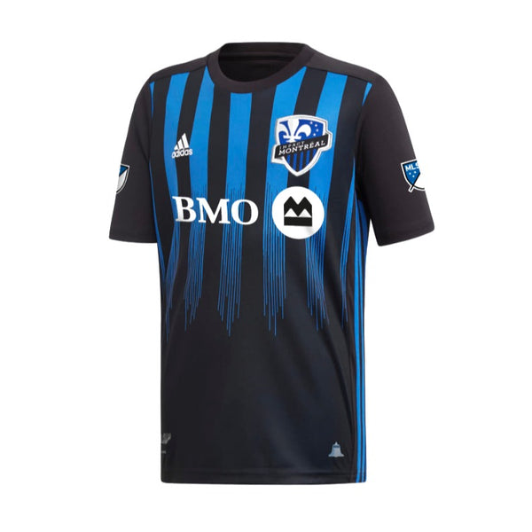 adidas 2019 Montreal Impact Youth Home Jersey