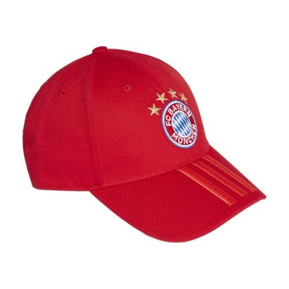 adidas 2019 Bayern Munich 3S Cap, Red