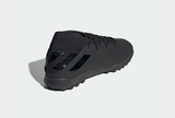 Adidas Nemeziz 19.3 TF Turf Shoes, Black