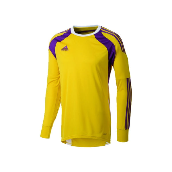 adidas Onore14 Goalkeeper Jersey, Yellow/ Purple