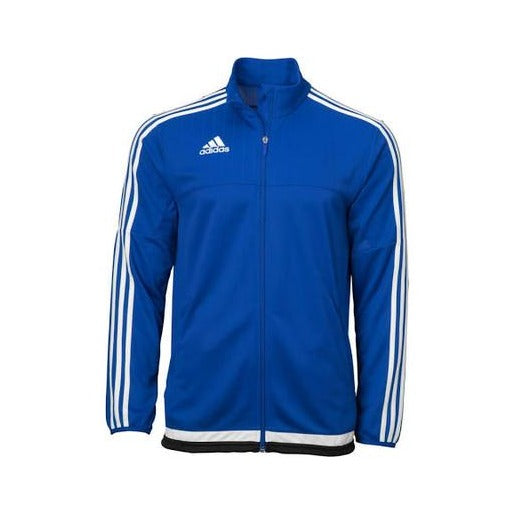 adidas Tiro15 Youth Training Jacket, Blue