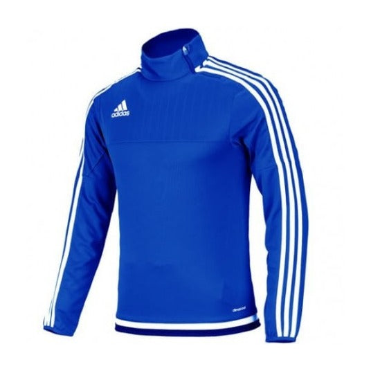 adidas Tiro15 Men's Training Top, Blue
