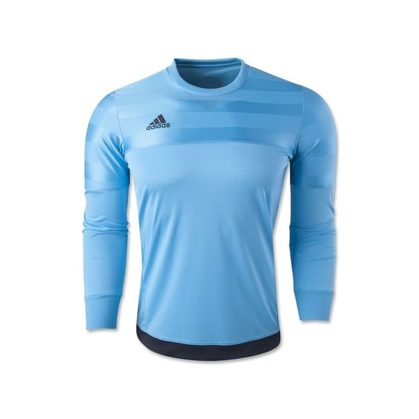 adidas Entry 15 Youth Goalkeeper Jersey, Blue