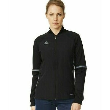 adidas Condivo16 Women's Training Jacket, Black
