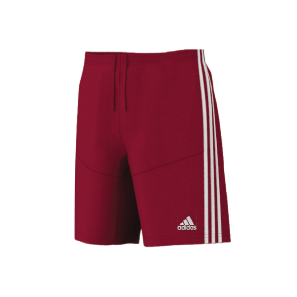 adidas Campeon 13 Youth Shorts, Red