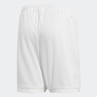 Adidas Squadra 17 Youth Shorts - White