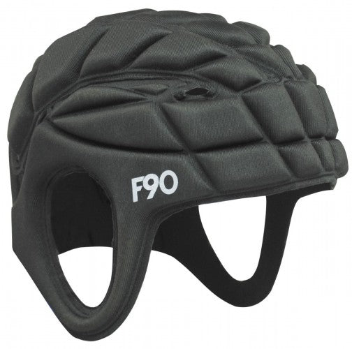 Full90 FN1 Full Helmet, Black