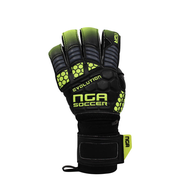 Evolution Neon Goalkeeper Glove