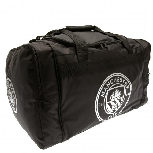 Manchester City React Holdall Duffel Gym Bag