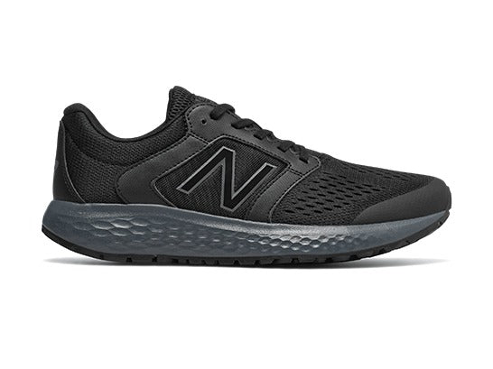 New Balance M520V5 Mens Running Shoe, Black