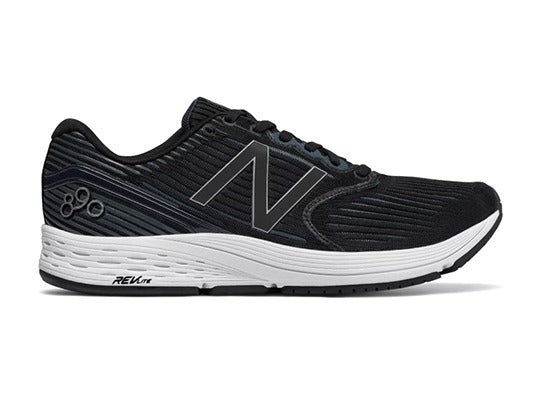New Balance 890v6 Men's Running Shoe, Black