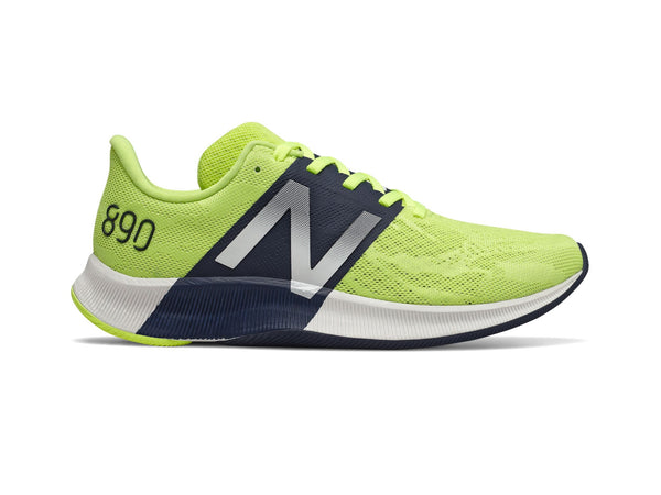 New Balance FuelCell 890v8 Women's Running Shoes, Yellow