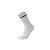 NGA Crew Socks, 3-Pack, White