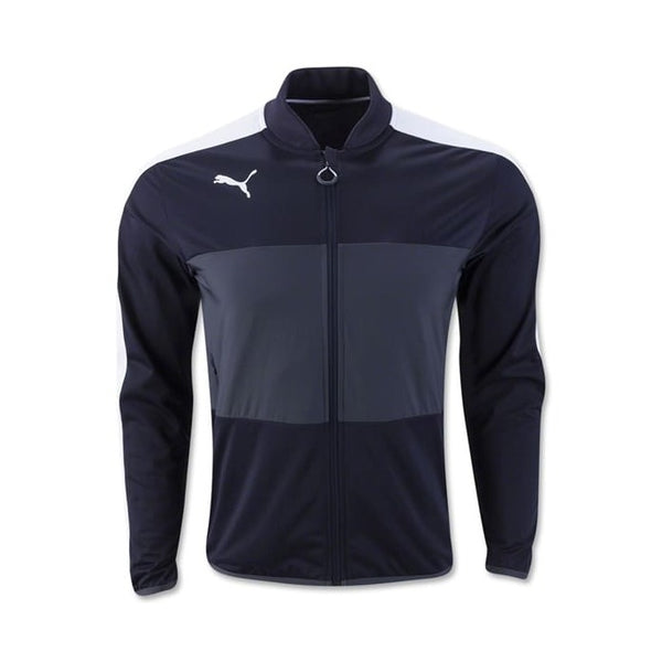 Puma Youth Veloce Stadium Jacket, Black