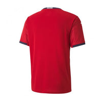 Puma 2020 FACR Czech Republic Home Jersey