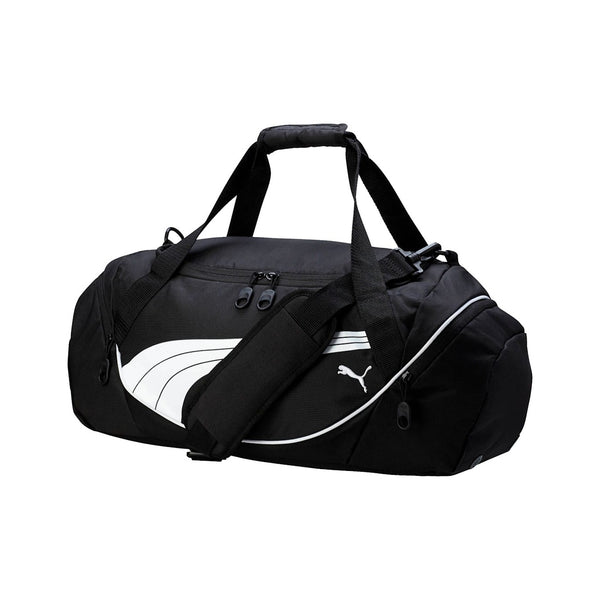Puma Formation Duffel Bag, Black/White, Size-Medium