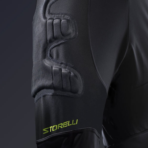 Storelli BODYSHIELD GK 3/4 Pants, Black