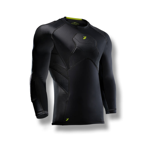 Storelli BODYSHIELD GK 3/4 Undershirt, Black