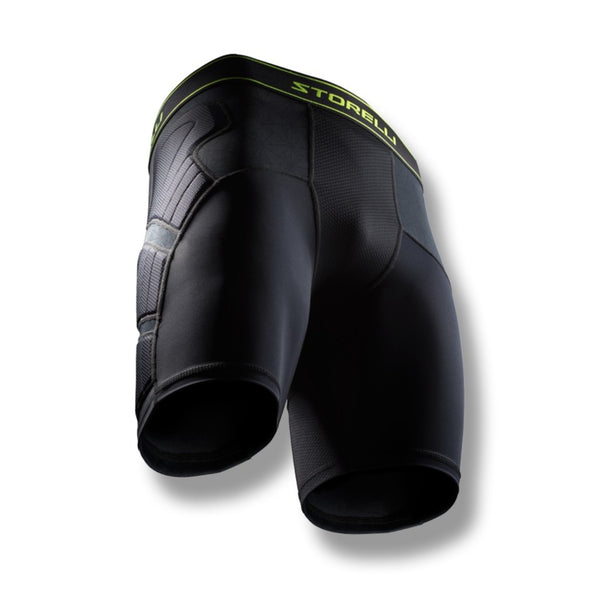 Storelli BodyShield Field Player Sliders, Black