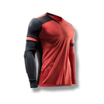 Storelli ExoShield Gladiator Goalkeeper Jersey, Coral/Black
