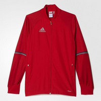Hotspurs - adidas Condivo 16 Youth Training Jacket - Red