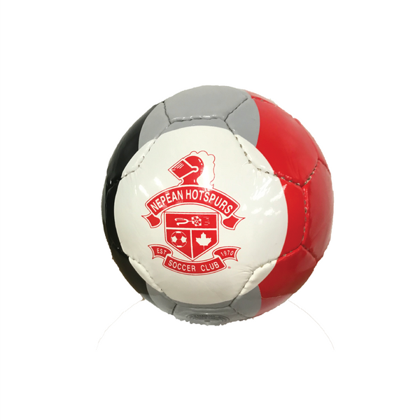 Hotspurs - crested mini Ball