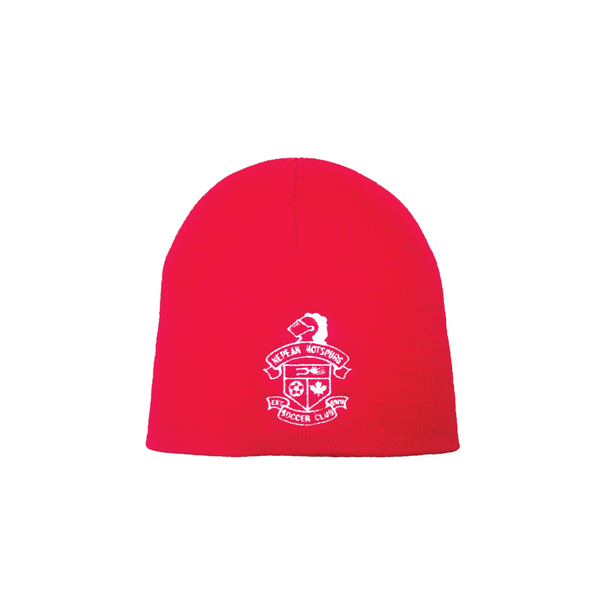 Hotspurs - Sportsman Toque, Red
