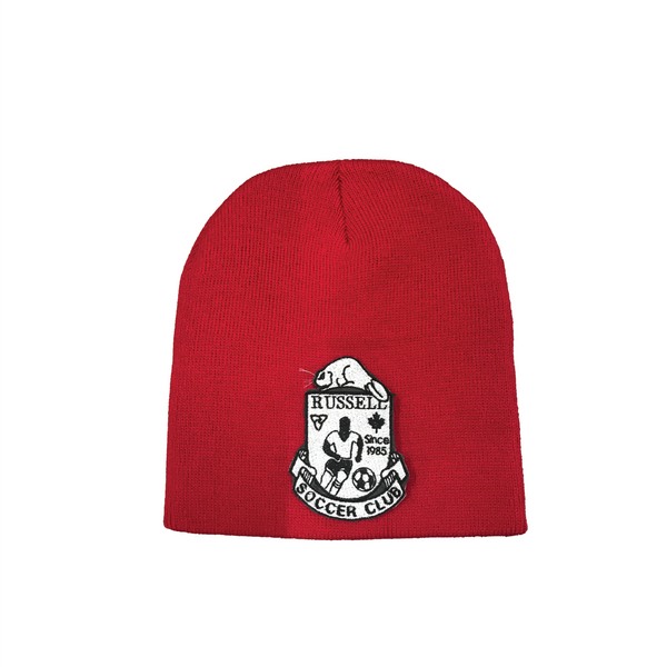 Russell - Sportsman Toque, Red