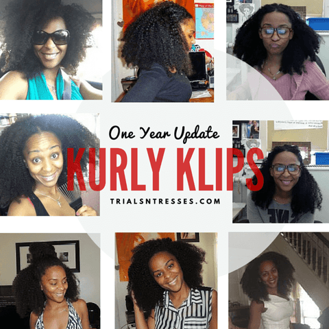 Trials N Tresses Kurly Klips