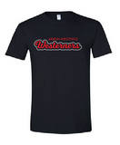 Westerners Youth Tee in Black - your choice of design