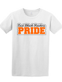 Raiders Unisex Tee in White - choice of design