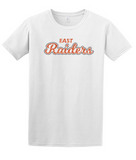 Raiders Toddler Tee in White - choice of design
